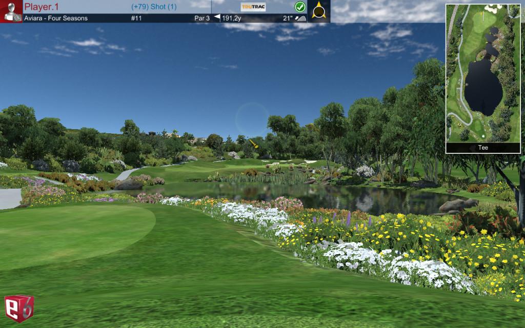 Golf Membership Aviara #11 @ GOLFIN Dorion golf intérieur_
