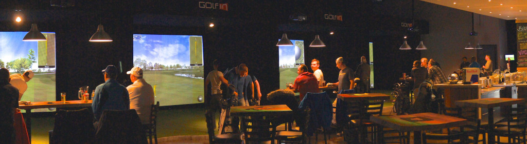 indoor golf league @ GOLFIN Dorion