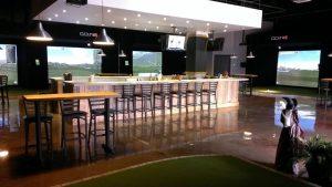 salle - bar @ GOLFIN Dorion