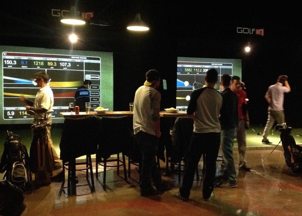 organize your own indoor golf league @ GOLFIN Dorion