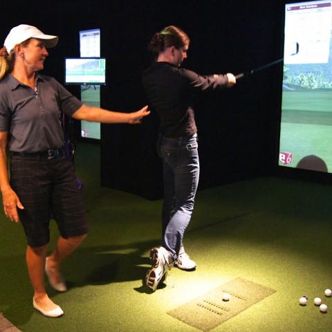 Cours golf femme