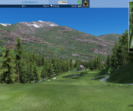 Tournoi golf intérieur – Tournoi de Noël