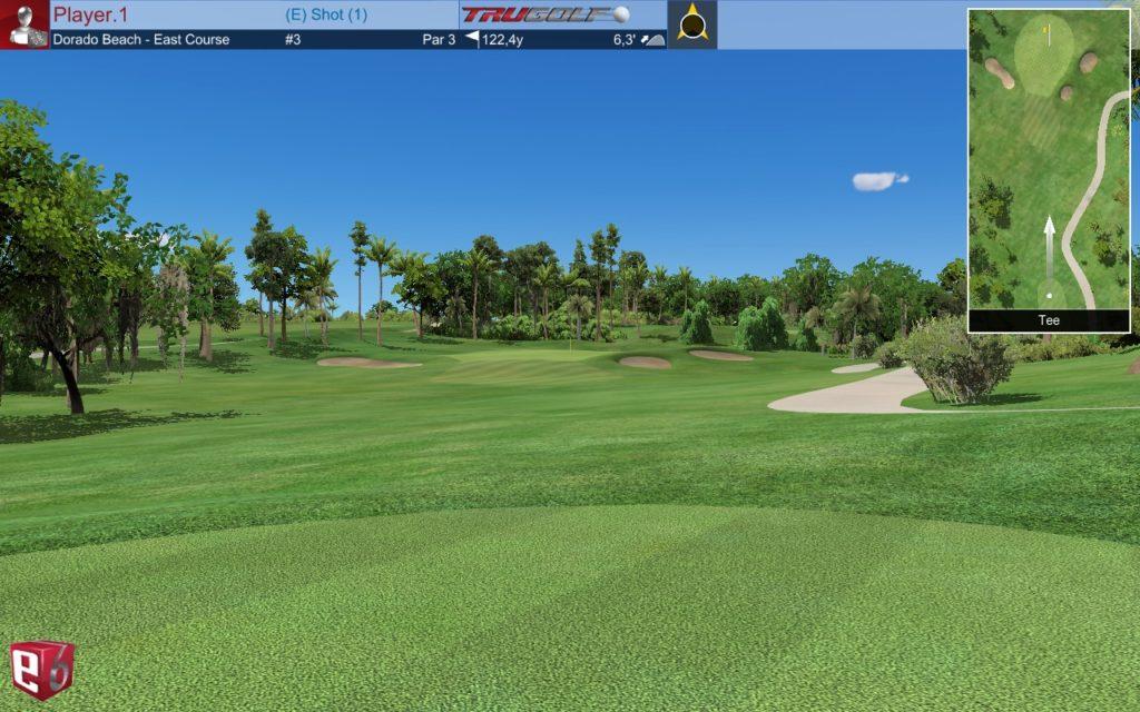 Dorado Beach # 3 GOLFIN Dorion - ligue golf intérieur automne