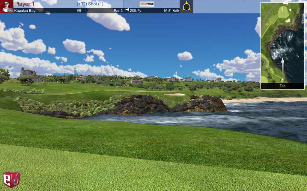 Kapalua Bay #5 @ GOLFIN Dorion golf intérieur_