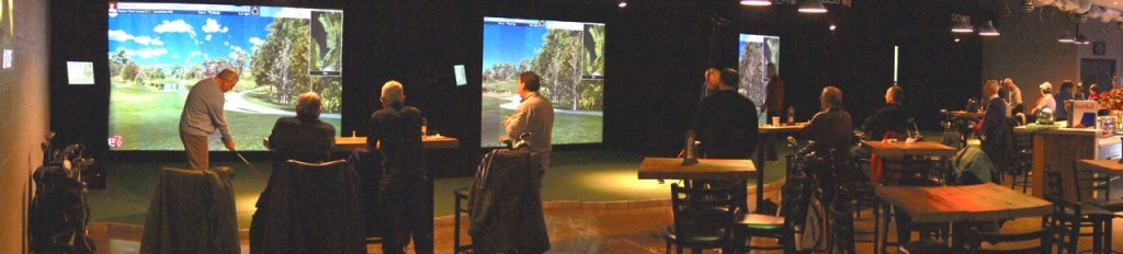 golf intérieur @ GOLFIN Dorion
