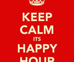 Happy Hour promotion – Indoor Golf