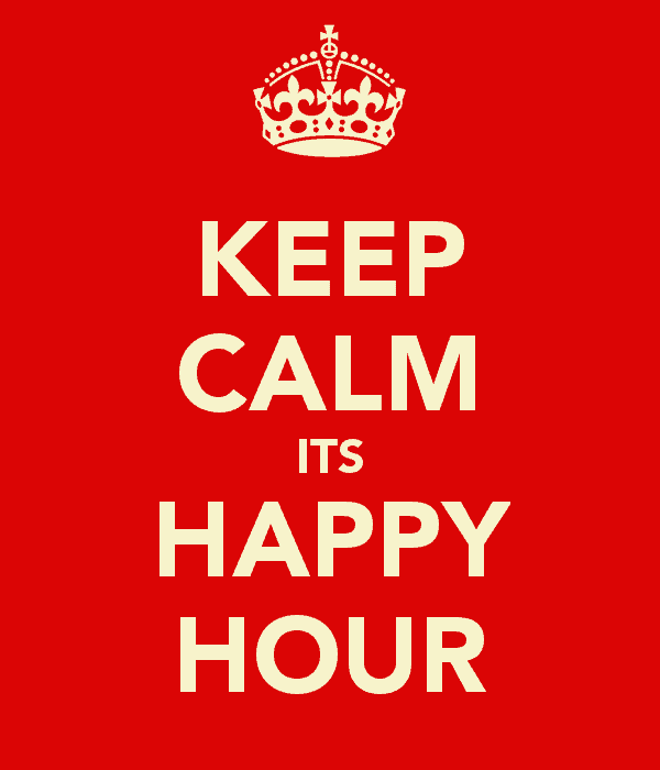 Happy hour promotion @ GOLFIN Dorion